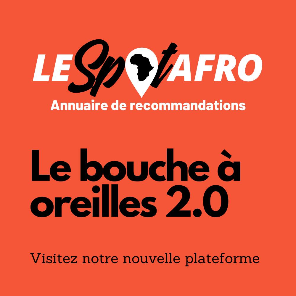 Annuaire de recommandations des commerces afro