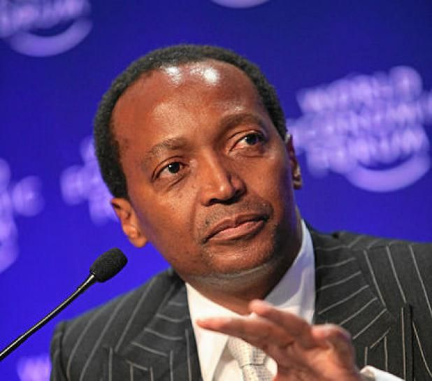 Patrice Motsepe Forbes