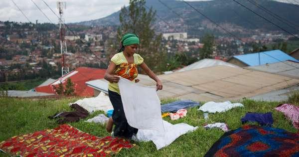 Les Rwandaises sur le chemin de l'émancipation