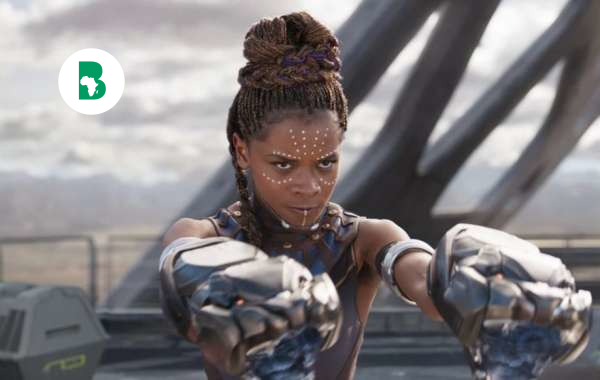 [Black Girl Magic] Shuri, princesse du Wakanda, aura propre série de bandes dessinées