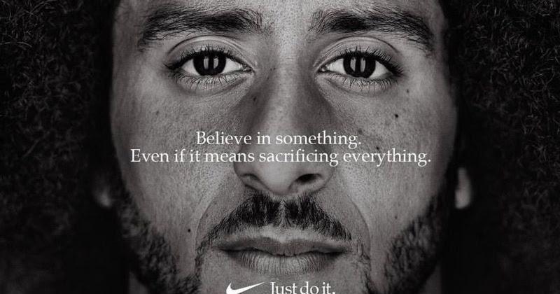 Organisation de la Jeunesse Afrodescendante de Lyon: Ce que l'on pense de la dernière campagne Nike pour Kaepernick