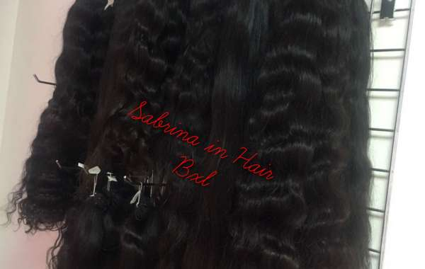 Tissages / Extensions de cheveux vierges indiens Raw Indian Hair