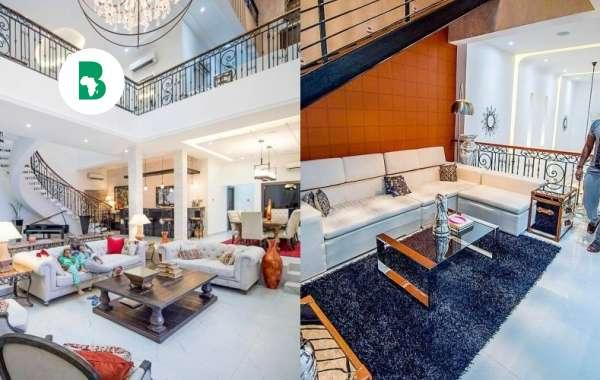 Découvrez notre liste des plus belles maisons de luxe au Nigéria
