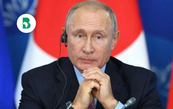 """Le président russe Vladimir Poutine a déclaré que """"l'Afrique est un cimetière pour les Africains"""""""