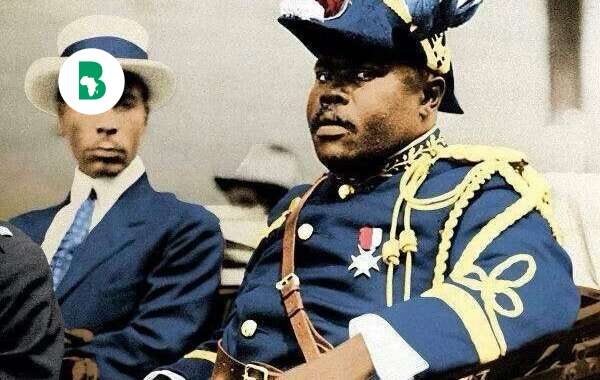 Marcus Garvey un héros national grand défenseur de la cause des noirs