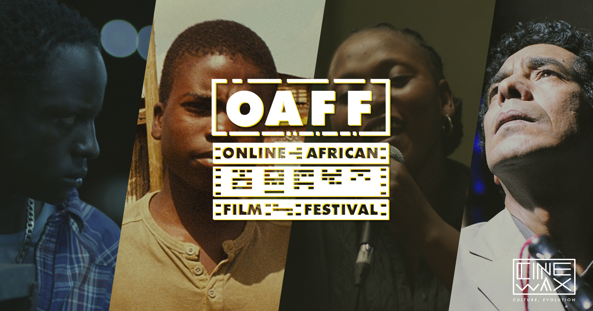 Online African Film Festival | 15nov - 15 dec | Le premier festival en ligne dédié aux films africains