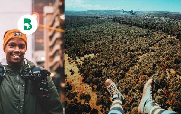 A 28 ans le photographe Kenyan Trevor Maingi incarne la nouvelle génération créative du Kenya