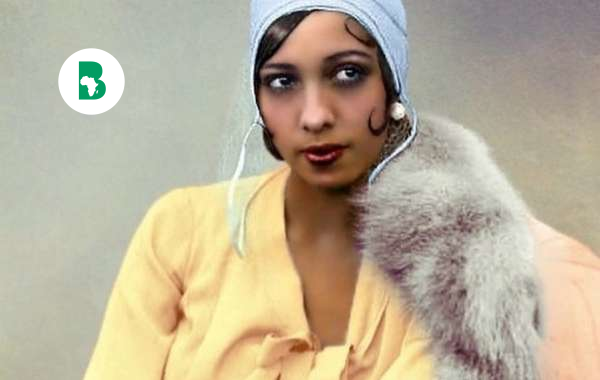 Josephine Baker première super star mondiale noire d'origine Haïtienne