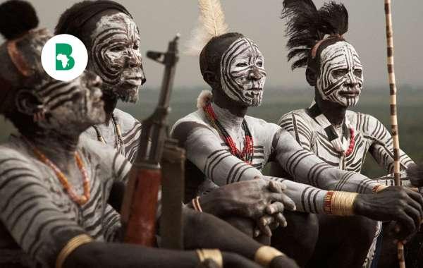Hamer, Dogon…. Rencontrez les 5 tribus africaines non affectées par l'occidentalisation