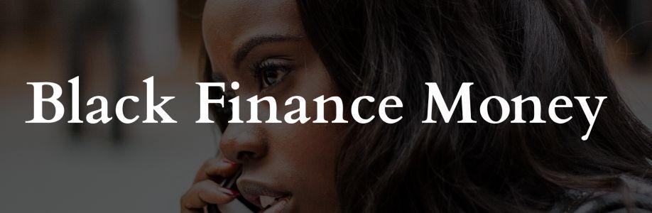 Black Finance Money Cover Image