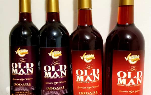 Oldman Spirits- Sodabi liqueurs made in Togo