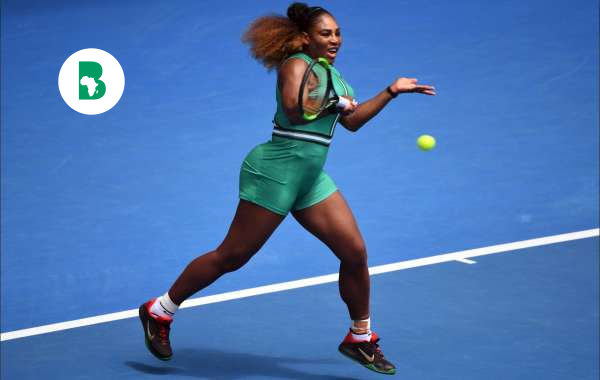 La tenue de Serena Williams à l'Australian Open Clash fait le buzz