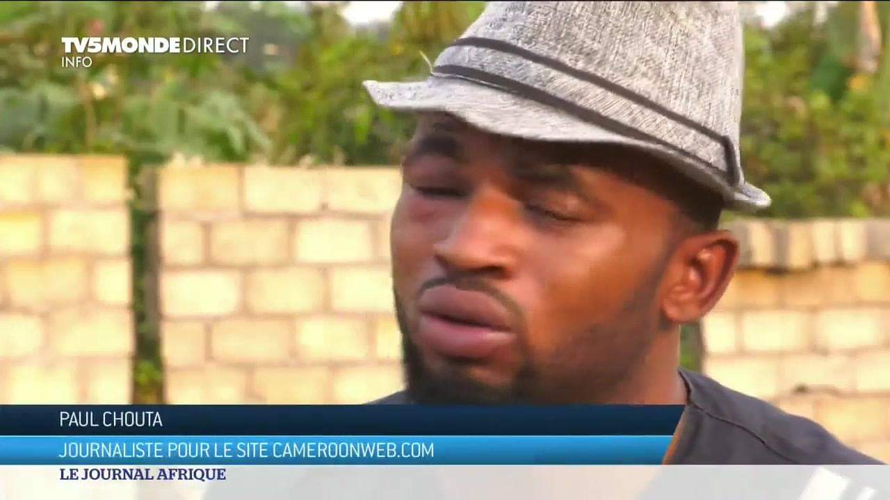 """?? CAMEROUN :  La situation des journalistes se dégrade. Après l'arrestation, lundi 28 janvier à Douala, de deux reporters du quotidien """"Le Jour"""", un autre journaliste du site cameroonweb.com a été agressé au couteau ce jeudi 31 janvier à Yaoundé. Reportage ??"""