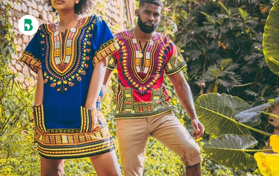 Dashiki – Tenue traditionnelle made in Africa envahit le monde