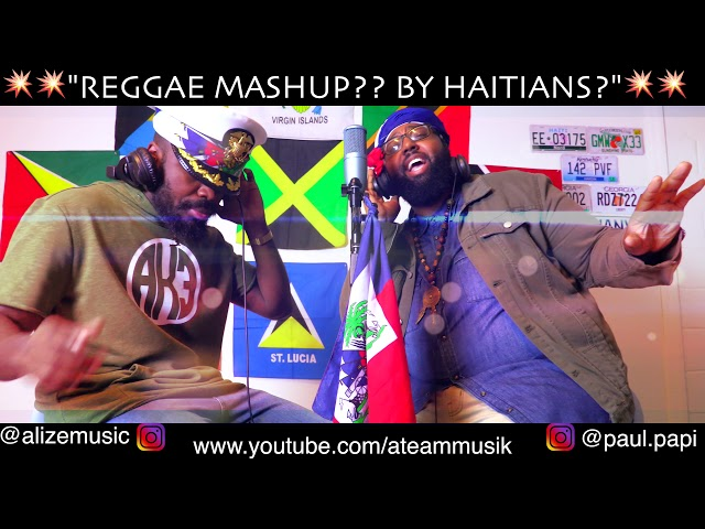 Video Officiel Island Mashup ( Your favorite Reggae hits)