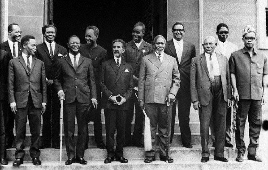 Le jour où l'Afrique est presque devenue un État Uni