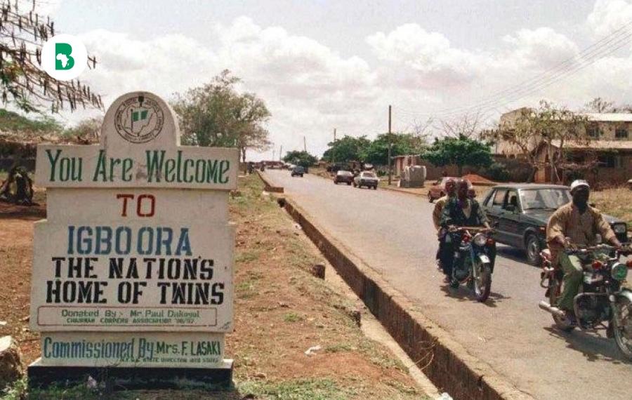 Découvrez la Igbo-Ora la capitale des jumeaux au Nigéria