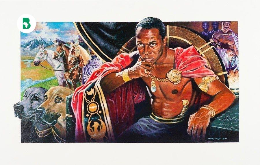 Les 5 rois africains les plus puissants de l'histoire