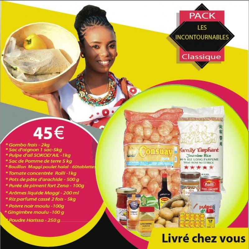 Des centaines de produits africains livrés chez vous! Profile Picture