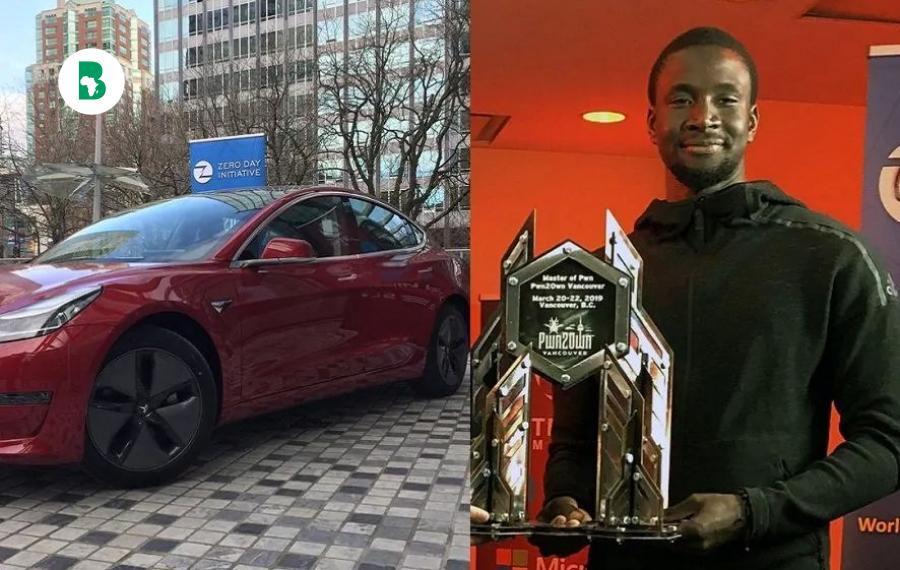 Comment ce Cybergeek sénégalais a gagné 375 000 $ pour le piratage de Tesla 3 et d'autres produits