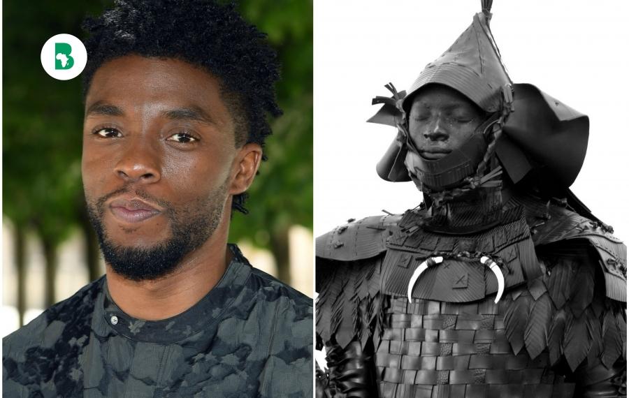 Chadwick Boseman jouera Yasuke, le premier samouraï africain au Japon