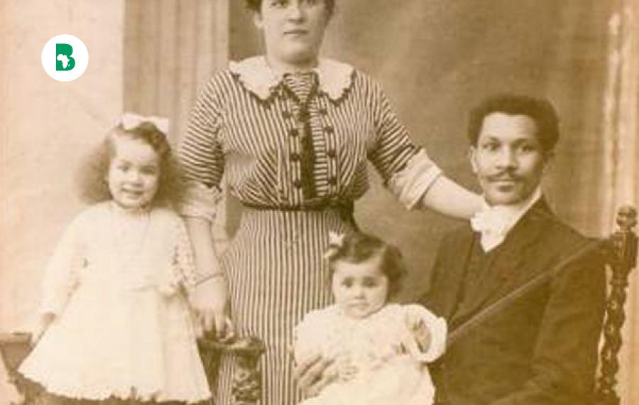 Joseph Laroche: le seul passager noir haïtien, connu sur le Titanic