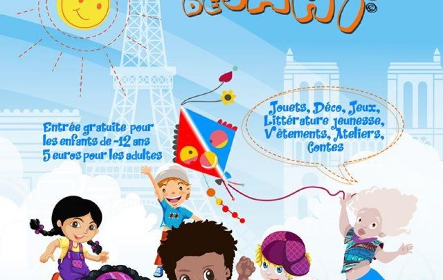 Le Monde de Jahi débarque à PARIS le samedi 1er JUIN !