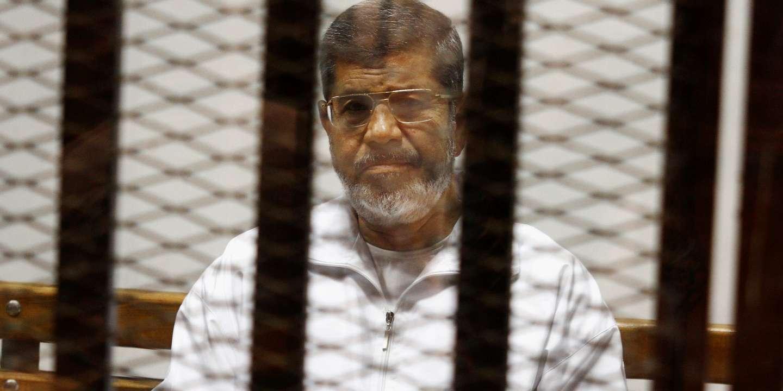 L'ex-président égyptien Mohamed Morsi meurt après un malaise au tribunal