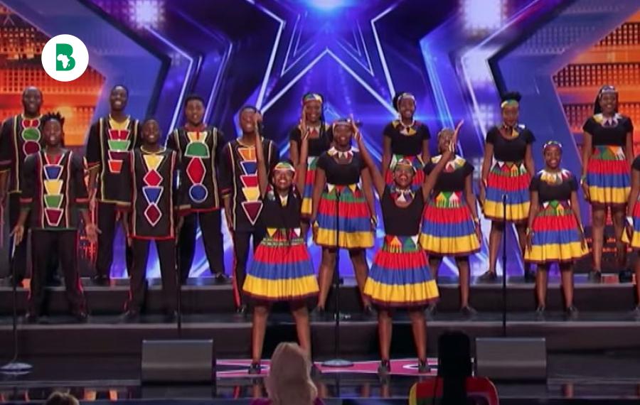 Regardez la performance touchante à «America's Got Talent» de cette chorale sud-africaine