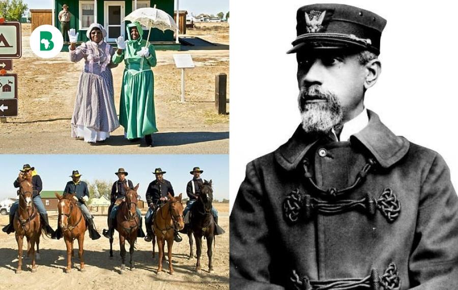 L'histoire de Allensworth Town la première ville noire en Californie à s'être développée jusqu'à sa ferme