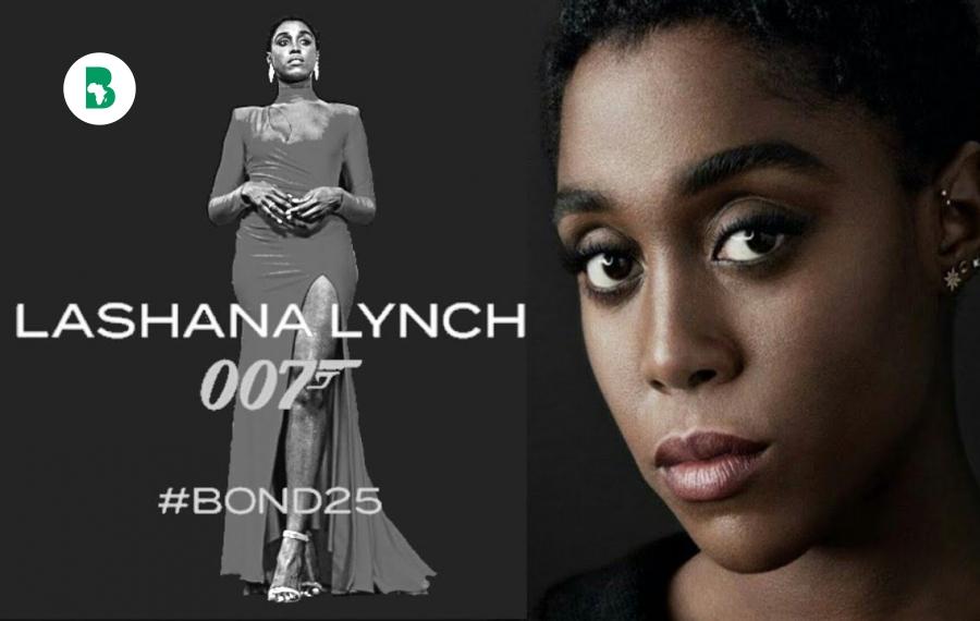 """Lashana Lynch serait le prochain agent 007 dans le future film """"Bond 25"""""""