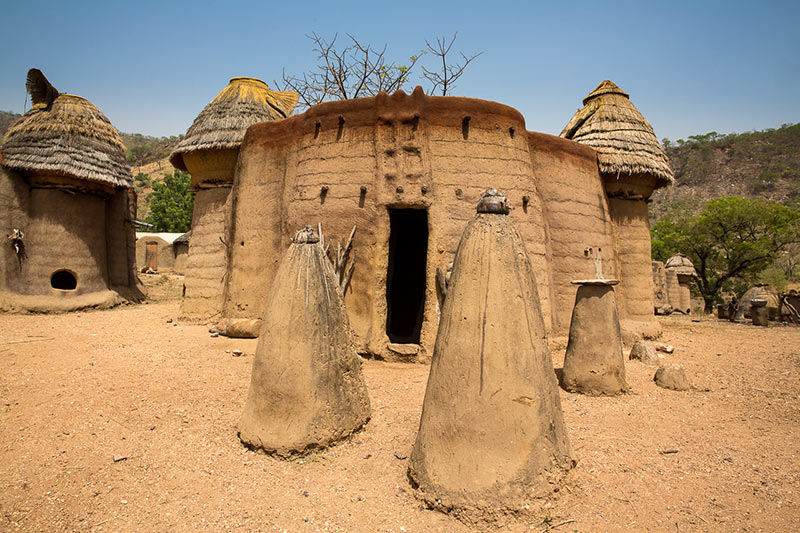 Tata Somba, Batammaliba Architecture at its Height | Cultures of West Africa