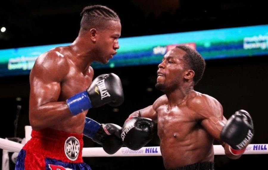 Patrick Day: Boxeur américain décède après une blessure à la tête