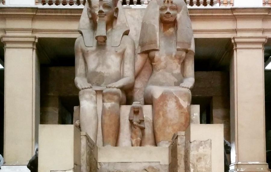 COMPARAISON ENTRE LES VERSIONS ÉGYPTIENNE ET BIBLIQUE DE L'EXODE