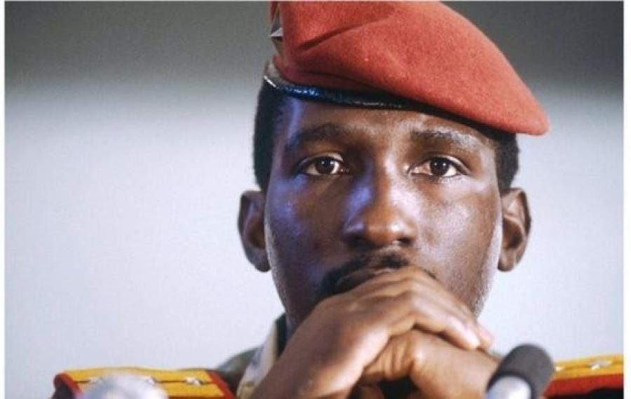 Thomas Sankara: un homme africain droit dans un monde corrompu