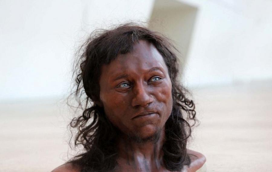 Des test ADN démontrent que les premiers Bretons avaient la peau noire et les yeux bleus