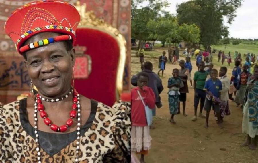 Une nouvelle chef de village annule 850 mariages d'enfants et remet les filles à l'école