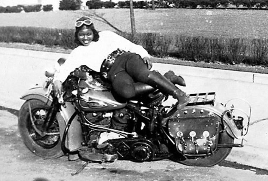 Bessie Stringfield, la motarde de Miami | ByUs Media