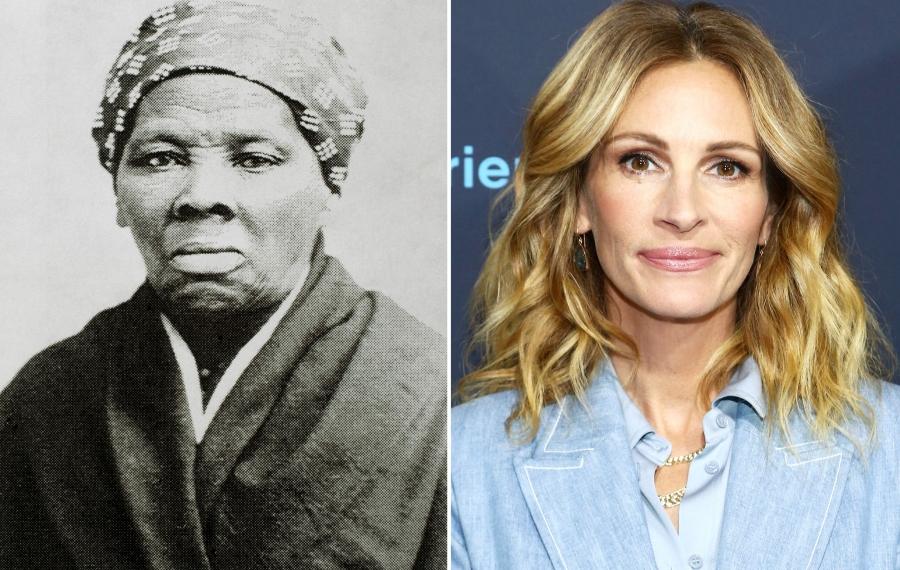 Julia Roberts a été envisagée pour jouer le rôle de l'icône afro-américaine de la lutte anti-esclavage Harriet Tubm