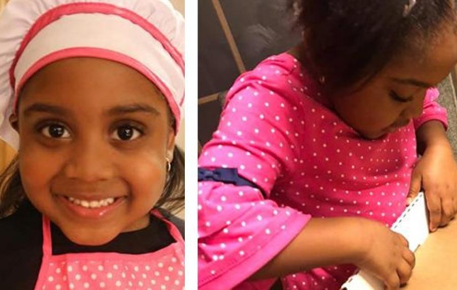 Une entrepreneuse de 4 ans lance une entreprise de produits de boulangerie