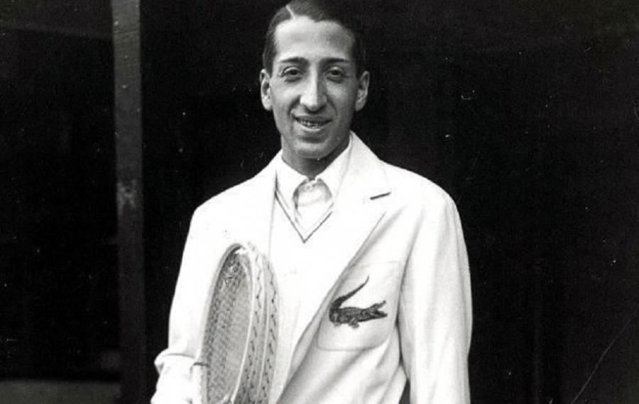 Saviez-vous que Lacoste a été crée par ce champion de tennis et inventeur?