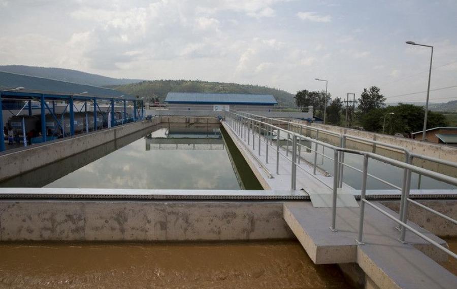 Dans les 5 prochaines années, le Rwanda sera la première nation africaine où 100% de ses citoyens ont de l'eau cour