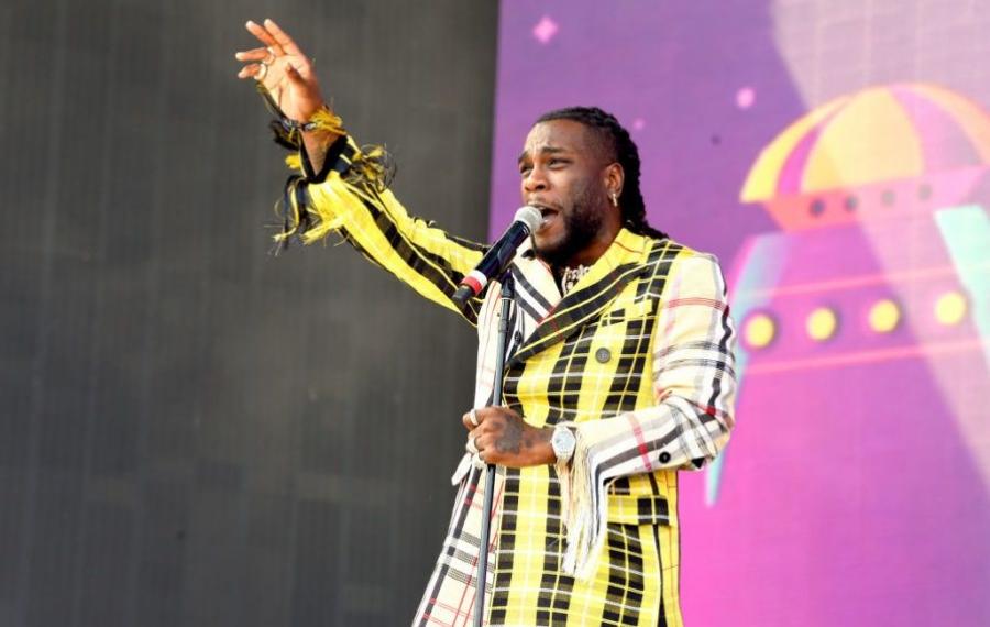 Le New York Times rend hommage au chanteur nigérian Burna Boy
