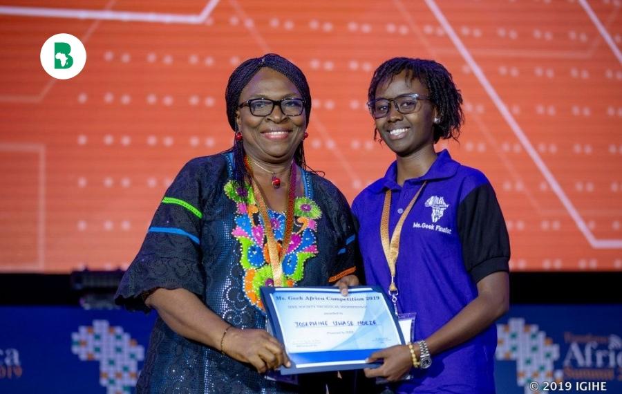 RDC : Joséphine Ndeze, cette inventrice qui s'inspire du Rwandais Paul Kagame
