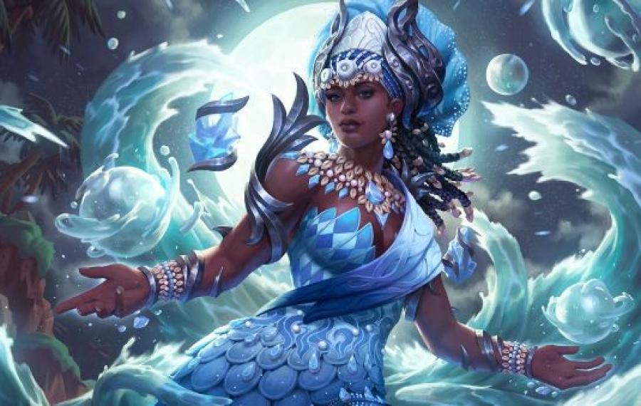 Yemoja: la déesse de l'eau Yoruba célébrée par les Afro-Brésiliens chaque soir du Nouvel An