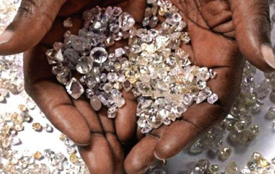 L'Angola envisage de devenir le troisième producteur mondial de diamants