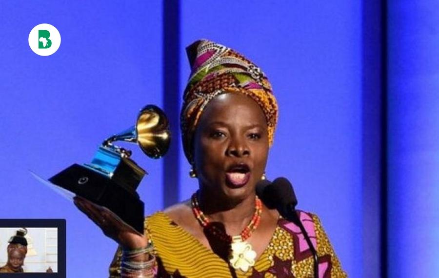 Le discours d'acceptation du Grammy Award d'Angélique Kidjo