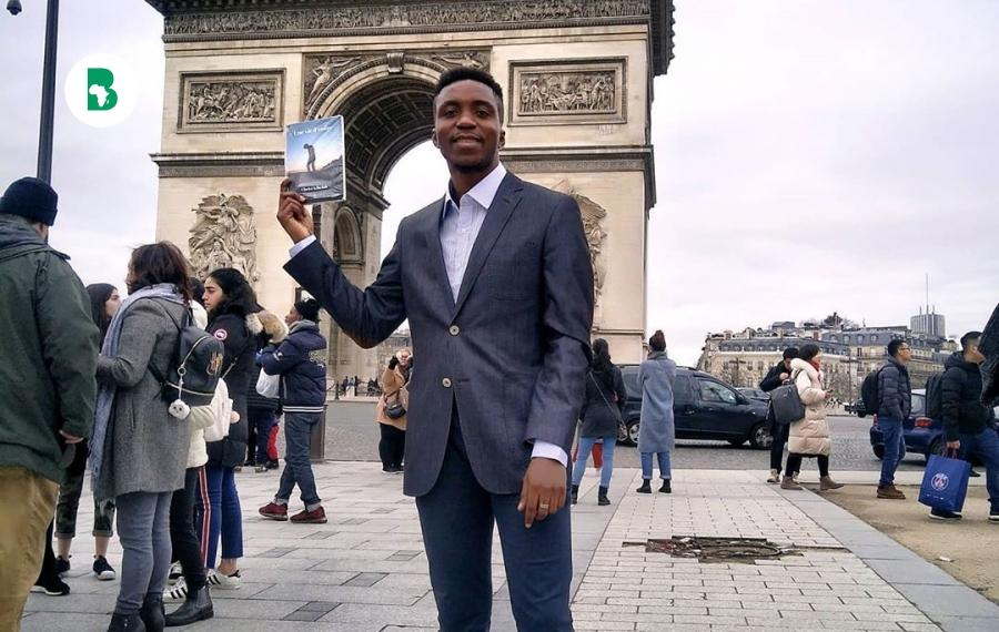 Christ Kibeloh ce jeune écrivain Congolais à la conquête du monde