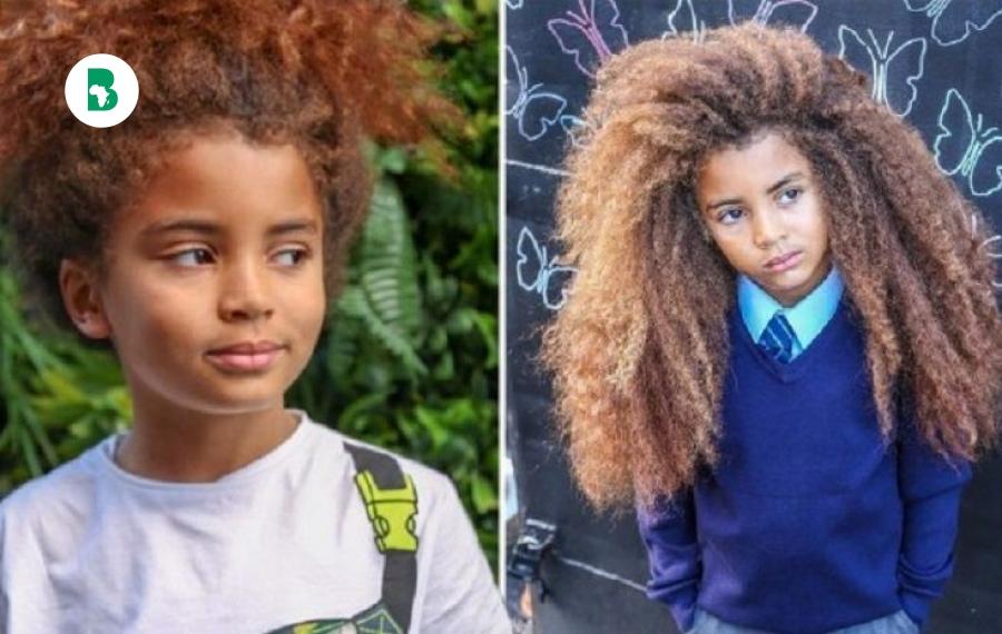 Un garçon de 8 ans s'est vu refuser l'admission dans deux écoles en raison de ses longs cheveux naturels