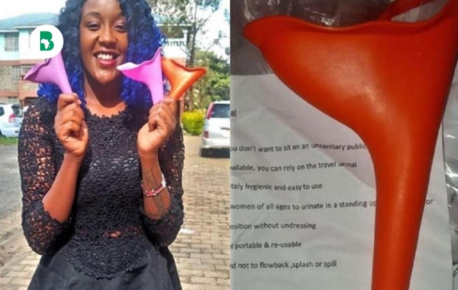 «C'est contre la culture» - Des hommes kenyans protestent contre l'utilisation de tasses à uriné par les femme